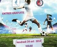 Le foot féminin à l'honneur à Ligugé