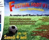 Finales départementales U13 Festival Foot