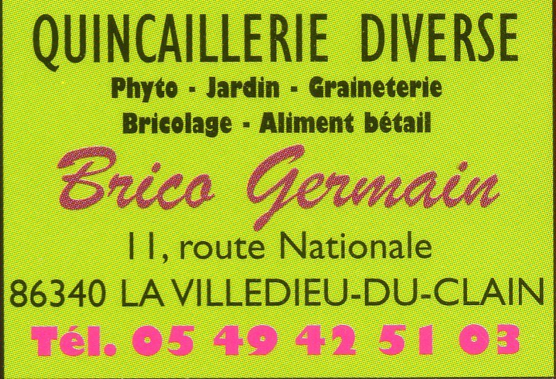 QUINCAILLERIE BRICO GERMAIN