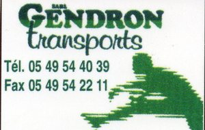 TRANSPORTS GENDRON